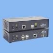 KVM VGA Extender CKL KVM-150VU up to 150m over cat. 5 cable (STP recommended)