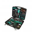 Komplet alata višenamenski, 85 različitih alata: komplet gedora, čekić, testera, klešta, odvijači, set ključeva kombinovanih, imbusi, skalpel, traka za merenje, Pro'sKit (PK-2168)