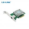 LR-Link Single Port 10-Gigabit RJ45 10GBase-T Server Network PCI Express v3.0 Adapter, Aquantia AQtion AQC107 chip, 100M/1/2.5/5/10Gbps, jumbo frame, Windows / Windows Server / FreeBSD / Linux, low & full profile bracket