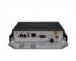MikroTik LtAP LR8 LTE kit LoRa8 4G LTE access point WiFi 300Mb/s 802.11b/g/n sa ugrađenim LoRaWAN Gateway & GPS & 4G LTE modemom do 150Mbps/50Mbps, 3 x Mini SIM slot, Gigabit LAN port, temp. -40°C÷70°C, ROS L4