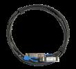 SFP28/SFP+/SFP DAC kabl za direktnu 25-Gigabit vezu između svičeva/rutera/adaptera (podržava i SFP+ 10G / SFP 1G vezu), dužine 1m