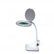 Stona LED lampa sa lupom (uvećanje 1.75x), podesiva, sa stezaljkom, USB napajanje (5V), 36xSMD LED 250lm, potrošnja samo 2.5W (MA-1010U)