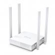 TP-Link Archer C24 AC750 bežični dual band 733Mb/s ruter 802.11ac/a/b/g/n (433Mb/s@ 5GHz & 300Mb/s@ 2.4GHz), Ruter / AP / Range extender mode, IPv6 podržano, Tether app, WPS, 4 eksterne antenе