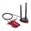 TP-Link Archer TX3000E AX3000 wireless dual band PCI Express 802.11ax/ac/a/b/g/n kartica (574Mb/s @ 2.4 & 2402Mb/s @ 5GHz), Bluetooth 5.0, Intel® Wi-Fi 6 chipset, OFDMA&MU-MIMO, WPA3 enkripcija, 2 x eksterne antene