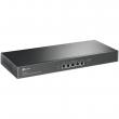 TP-Link TL-ER5120 Gigabit Load Balance FireWall Ruter - 1 x WAN + 1 x LAN + 3 x WAN/LAN, 64-bit dual-core procesor, intelligent load balance, bandwidth control, napredne sigurnosne funkcije, 4KV prenaponska zaštita