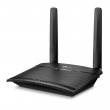 TP-Link TL-MR100 3G / 4G LTE bežični ruter sa modemom (do 150Mb/s download), 1 x LAN + 1 x WAN/LAN port, 2 x izmenljive 4G LTE antene, WiFi 2.4GHz, 802.11b/g/n 2.4GHz, do 32 bežična korisnika