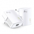 TP-Link TL-PA7017KIT 1000Mbps Powerline Adapter Kit (2 kom komplet) Gigabit LAN port za mrežu preko strujne instalacije, plug&play, domet do 300m, power-saving, 128-bit AES kriptovanje