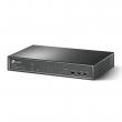 TP-Link TL-SF1009P desktop PoE svič 9-port 10/100Mb/s, 8 x PoE+ porta 802.3af/at do 65W (do 30W po portu), Extend Mode - do 250m dometa, idealan za IP video-nadzor, Priority Mode, Isolation Mode, metalno kućište