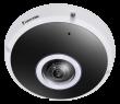 Vivotek FE9391-EV 12-MPix 360° Panomorph IP66 (-40°C~+50°C) anti-vandal IK10 Fisheye dan-noć IP kamera, H.265, IR 20m, Smart 360 VCA (Intrusion / Crowd / Loitering Detection), Dewarping, Trend Micro IoT Security, EN50155