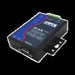 ZLAN industrijski RS-232/422/485 serijski device server ZLAN5103, DB9 port za RS-232 i terminal za RS-422/485, 1 x LAN, 2KV elektromagnetska izolacija, metalno kućište, 9~24Vdc napajanje (kupuje se posebno), -40~85°C