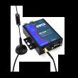 ZLAN industrijski RS-232/485 GSM/GPRS serijski device server ZLAN8100, DB9 port za RS-232 i terminal za RS-485, 1 x LAN, SIM slot, SMA antena sa postoljem, metalno kućište, 9~24Vdc (kupuje se posebno), -40~85°C