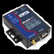 ZLAN industrijski 4G LTE ruter i RS-232/485 serijski device server ZLAN8303-7, DB9 port za RS-232 i terminal za RS-485, 1 x LAN, SIM slot, SMA antena sa postoljem, metal case, 9~24Vdc PSU (kupuje se posebno), -40~85°C