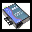 ZLAN industrijski fiber Ethernet media konverter po jednom singlemode vlaknu ZLAN9100-5, 1 x RJ-45 FE + 1 x SC simplex, TX: 1550nm, domet do 20km, metalno kućište, 2KV izolacija, 9~24Vdc (kupuje se posebno), -40~85°C