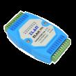 ZLAN industrijski 8-portni RS-485 hub i prenaponska zaštita ZLAN9480A, terminali za RS-485: 1 x in + 8 x out, 12KV ESD zaštita i 2.5KV izolacija, napajanje 9~24Vdc (kupuje se posebno), -40~85°C